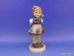 0D028 Régi Hummel kislány TMK 4