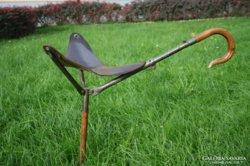 Eduard Kettner sétabot - vadász szék