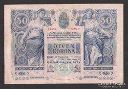 50 korona 1902. !!!