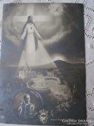 XI. PIUS PÁPA RÓMA VATIKÁN 1933 KÉPESLAP