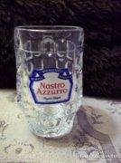 Nastro Azzuro mércés söröskorsó 0,2l