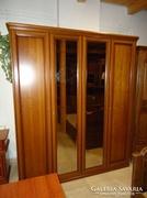 ÚJ 4 ajtós szekrény