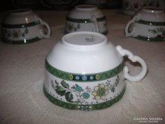 Spode  angol teás csészék  hibátlan