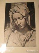 Hol4 Mária kép 21x16 cm