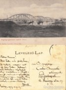 Románia  Algyógy gyalmári vashíd   1907   RK