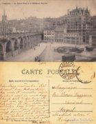 Schweiz - Svájc    Lausanne 002   1910  RK