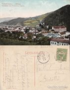 Szlovákia  Trencsénteplicz   003   1910    RK