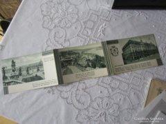 Hotel Metropole BUDAPEST kihajthatós reklám 1928