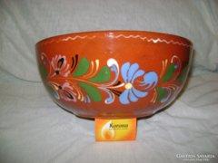 Kerámia tál - használatra vagy dekorációnak