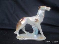 Schizendorf-i porcelán kutya, nagyon szép és gyönyörű
