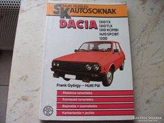 Dacia szakkönyv eladó!
