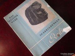 RODIN ALBUM / BERLIN 1928