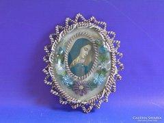 0E995 Antik apácamunka Szűz Máriával