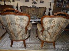 Antik neobarokk szalon garnitúra ülőgarnitúra kanapé