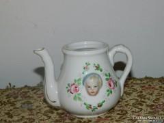 Bieder porcelán kiöntő XIX. század