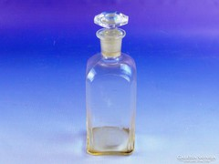 0F666 Antik német gyógyszertári patika üveg