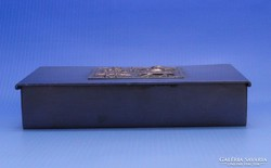 0B975 Retro iparművészeti fém doboz