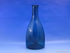 0C661 Gyönyörű művészi fújtüveg palack