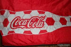 Coca Cola reklámzászló
