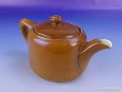 0G030 Zsolnay porcelán kávés kanna kiöntő
