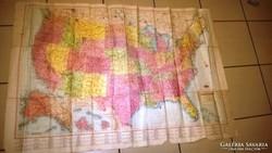 Hatalmas USA térkép