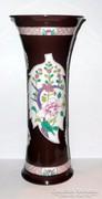 HERENDI váza ritka dekorációval