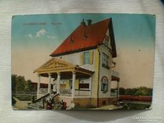 Gyopáros fürdő Rajz villa, 1920.