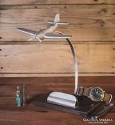 Repülőgép fényképtartóval