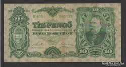 10 pengő 1929.