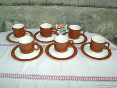 Pagnossin olasz kávés készlet