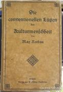 Max Nordau - Die konventionellen Lügen der Kulturmenschheit
