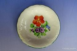 0H195 Régi herendi tercia porcelán tálka