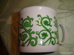 Zsolnay csésze 2dl