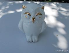 porcelán BAGOLY szobor gyüjteményből