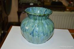 Régi Zsolnay kerámia váza