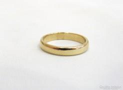 Arany gyűrű (Szh-Au49924)