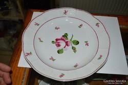 Ó-Herendi porcelán tányér