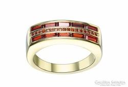 10KT Gold Filled gyűrű 8,5-ös méretben ÚJ!