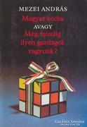 Mezei András: Magyar kocka (dedikált kötet) 1500 Ft