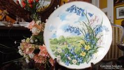 Royal Albert Spring limitált kiadású dekoratív tálja