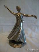 Art Deco iszlám Szúfi mozgó dervis szobor