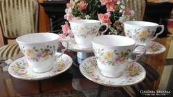 Colclough angol porcelán Hedgerow  kávés/ teás készlet