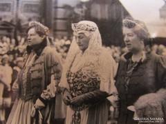 Eucharisztikus Kongresszus 1938 HORTHY -NÉ BUDAPEST FOTÓ