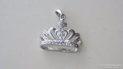 Ezüst korona medál