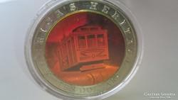 2002 Republic of Liberia  10 dollár