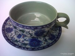 LEÁRAZTAM! Csodaszép,különleges kínai teás szett