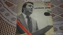 Gálvölgyi János-Rádiókabaré-kislemez