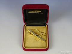 0I134 Samsung 24K aranyozott nyakkendőtű dobozában