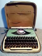Antik GROMA KOLIBRI írógép