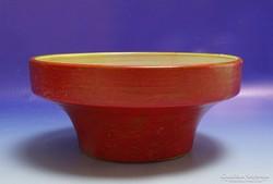 0I616 MIHÁLY BÉLA kerámia ikebana tál